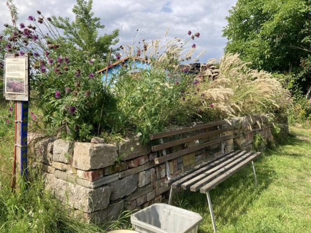 Recyclingmauer
